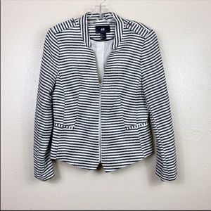 4/$25 H&M Striped Blazer